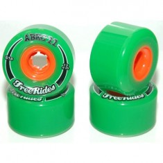 Abec11 Classic FreeRides Longboard Wheels 72mm