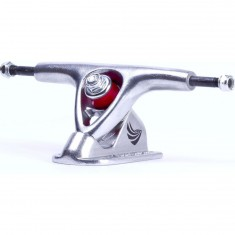 Paris 150mm Longboard Trucks - Silver