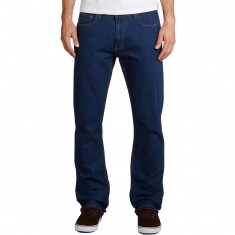 CCS Slim Straight Fit Jeans - Dark Rinse