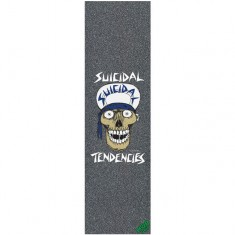 Mob X Suicidal Tendencies LM Skull Grip Tape