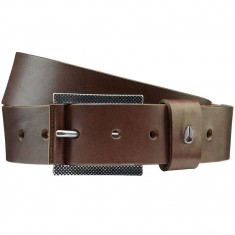 Nixon Americana II Belt - Dark Brown