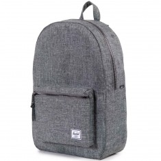 Herschel Settlement Backpack - Raven Crosshatch