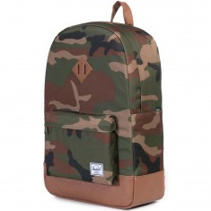 Herschel Heritage Backpack - Woodland Camo