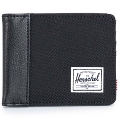 Herschel Edward Wallet - Black/Black