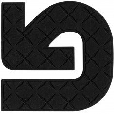 Burton Foam Stomp Pad - Black