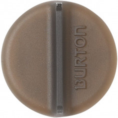 Burton Mini Scraper Stomp Pad - Translucent Black