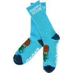 Happy Hour Mucho Relaxo  Socks - Blue