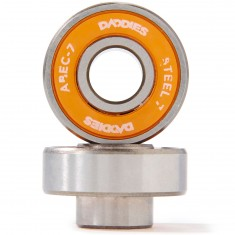 Daddies Steel Built In Skateboard Bearings