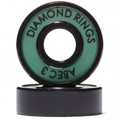 Diamond Hella Fast Abec 3 Skateboard Bearings