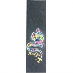 Mouse Hand-Sprayed Skateboard Grip Tape - Amphibian