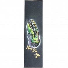 Mouse Hand-Sprayed Skateboard Grip Tape - Reptilian