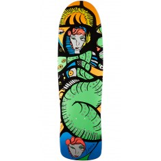 Lipstick 90's Influence Skateboard Deck - 9.00""