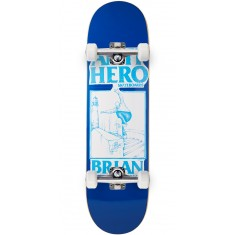 Anti-Hero BA Lance Skateboard Complete - 8.38""
