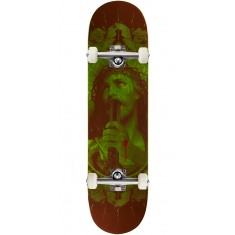 "Skate Mental Oh My Lord Skateboard Complete - 8.125"" - Green"