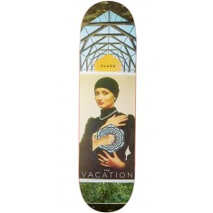 Vacation Clark Geo Lady Skateboard Deck - 8.50""