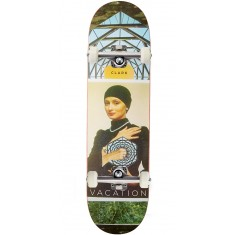 Vacation Clark Geo Lady Skateboard Complete - 8.50""
