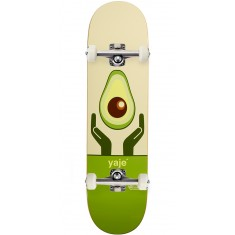 Alien Workshop Popson Exalt El Cado Skateboard Complete - 8.25""