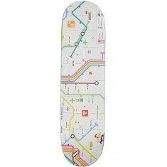 Pizza P10-3 Skateboard Deck - 8.50""