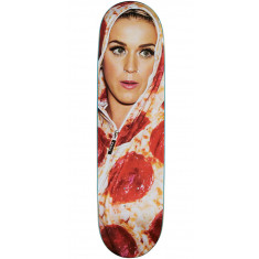 Pizza Katy Skateboard Deck - 8.25""