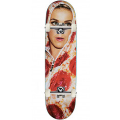 Pizza Katy Skateboard Complete - 8.25""