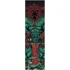 Mob X Skinner Death Warrior Griptape