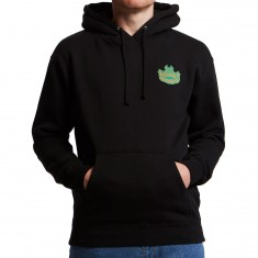 Creature Fish And Game Pullover Hoodie - Black