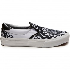 Straye Ventura Shoes - Black White/Vortex
