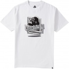 XLarge Riddle T-Shirt - White
