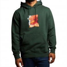 XLarge Mindless Pullover Hoodie - Forest Green