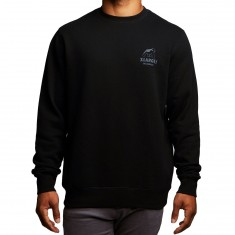 XLarge Walking Ape Crewneck Sweater - Black