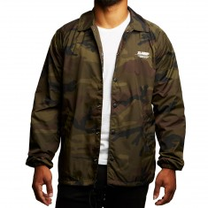 XLarge Border Coach Jacket - Camo
