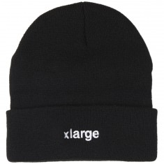 XLarge Home Room Beanie - Black
