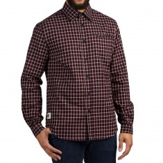 Lira Tahoe Flannel Shirt - Red