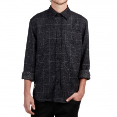 Lira Timothy Flannel Shirt - Navy