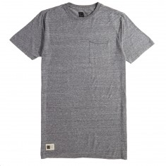 Lira Winslow Knit T-Shirt - Heather Grey