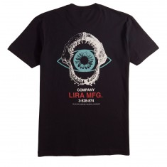 Lira Jaws T-Shirt - Black