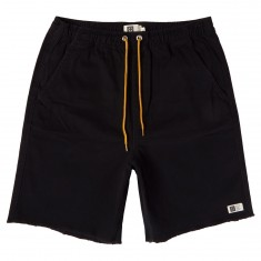 Lira Weekday Jogger Shorts - Black