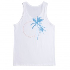 Lira Solar Tank Top - White