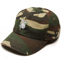 DGK Blessed Strapback Hat - Camo
