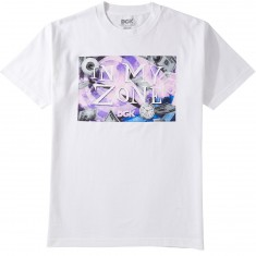 DGK In My Zone T-Shirt - White