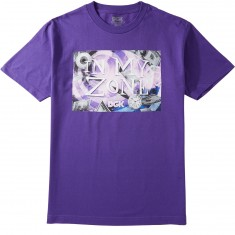 DGK In My Zone T-Shirt - Purple
