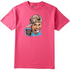 DGK Rerun T-Shirt - Hot Pink