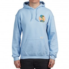 40s And Shorties Cobra Hoodie - Powder Blue