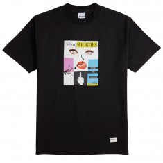 40s And Shorties Cover T-Shirt - Black