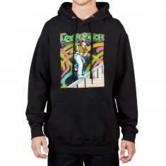Everybody Skates Fresh Pince Hoodie - Black