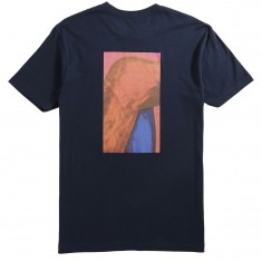 WKND Butts T-Shirt  - Navy