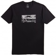 WKND Girl In The Car T-Shirt - Black