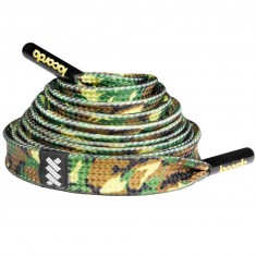 Lacorda Shoelace Belt - Army Camo