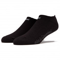 40s And Shorties Ankle (3 Pack) Socks - Black
