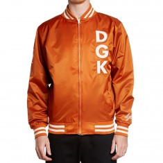DGK Sandlot Jacket - Orange
